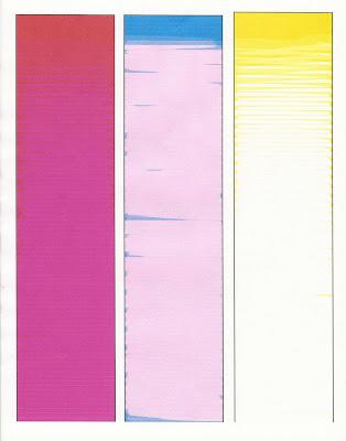 Неровный цвет печати