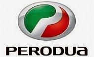 Logo Perusahaan Otomobil Kedua Sdn Bhd (PERODUA)