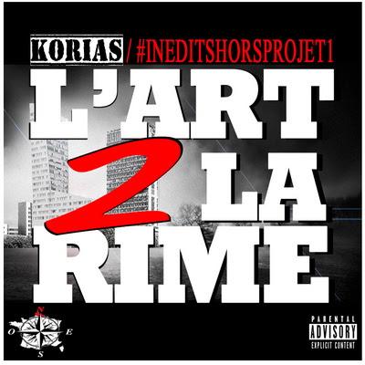 Korias - L'art 2 La Rime (2015)