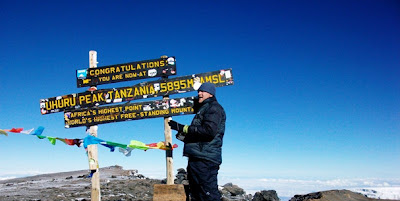trips to tanzania Kilimanjaro