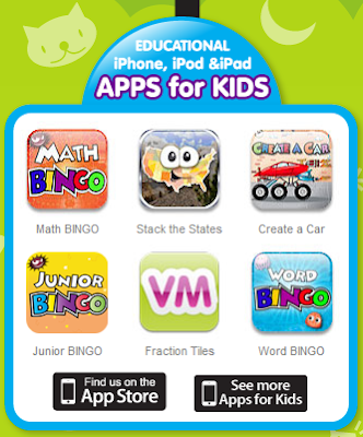 Here's a Snapshot of their Educational Apps available in iTunes