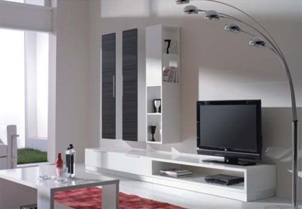 Modern Living Room Furniture Decoration