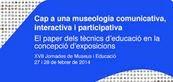MUSEUS I EDUCACIÓ: Història de les jornades