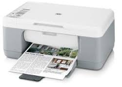 HP Deskjet F2200 Series