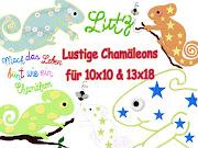 ♥Lutzi ♥ Chamäleon ab 10x10