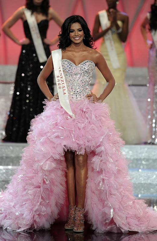 , Venezuela's Ivian Sarcos Miss World 2011 Pics