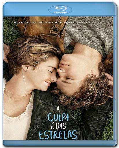 Download A Culpa e das Estrelas 720p + 1080p Bluray BRRip + AVI Dual Áudio + RMVB Dublado BDRip Torrent