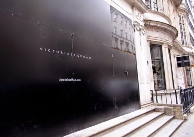 Victoria Beckham has opened its first boutique in London