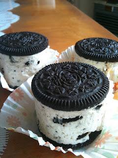 Mini Oreo Cheesecakes (no-bake) Recipe