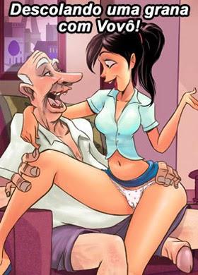 Quadrinhos Eroticos Ben
