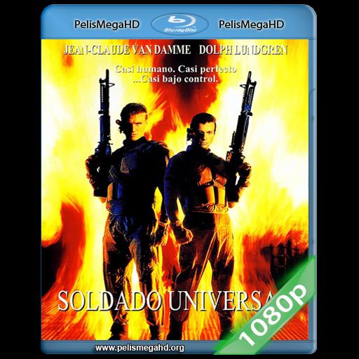 SOLDADO UNIVERSAL (1992) 1080P HD MKV ESPAÑOL LATINO