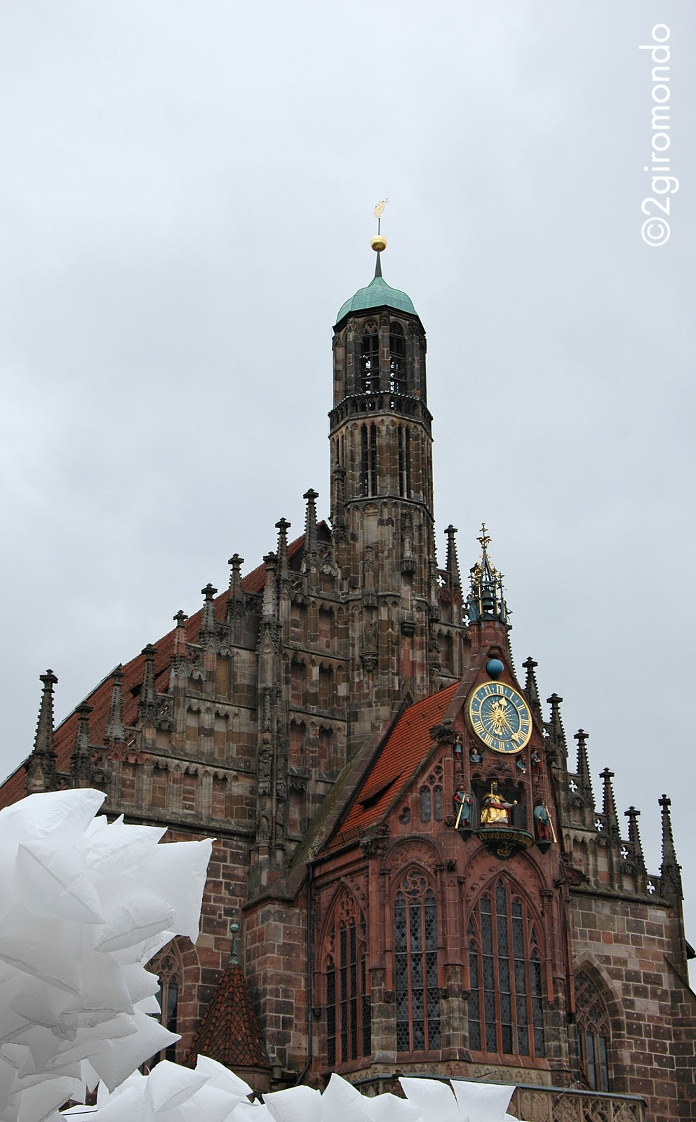 Frauenkirche, Norimberga