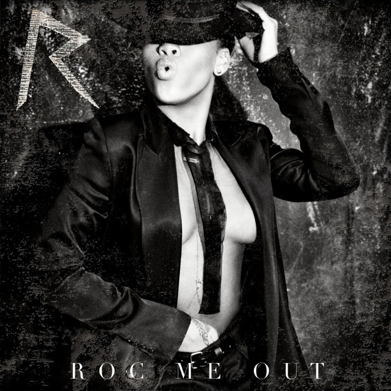 Rihanna : Roc Me Out (MBM single cover)