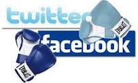 Menambahkan Button Tweet dan Facebook Like