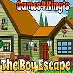 Games4King The Boy Escape