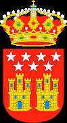 Escudo de armas de la C.A.M. (escudo de la comunidad de madrid)
