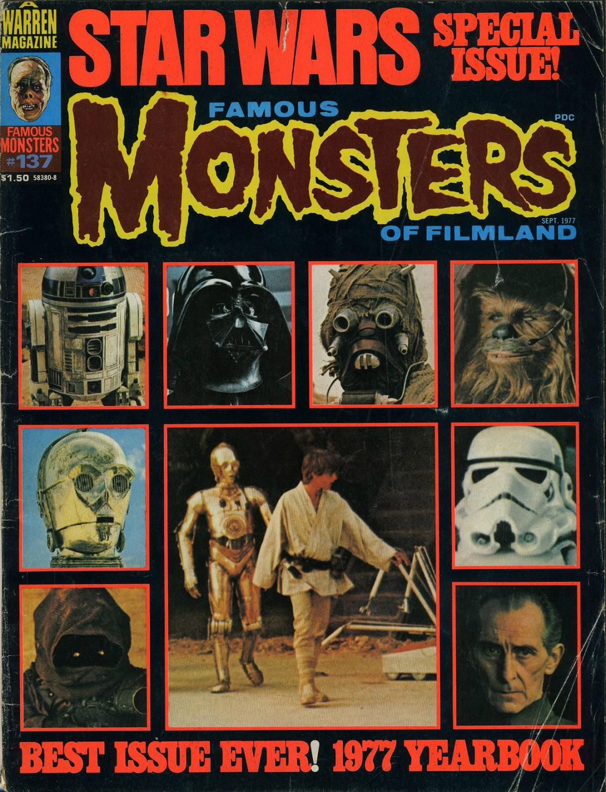 Retrospace: Magazines #30: The Top 40 Science Fiction ...