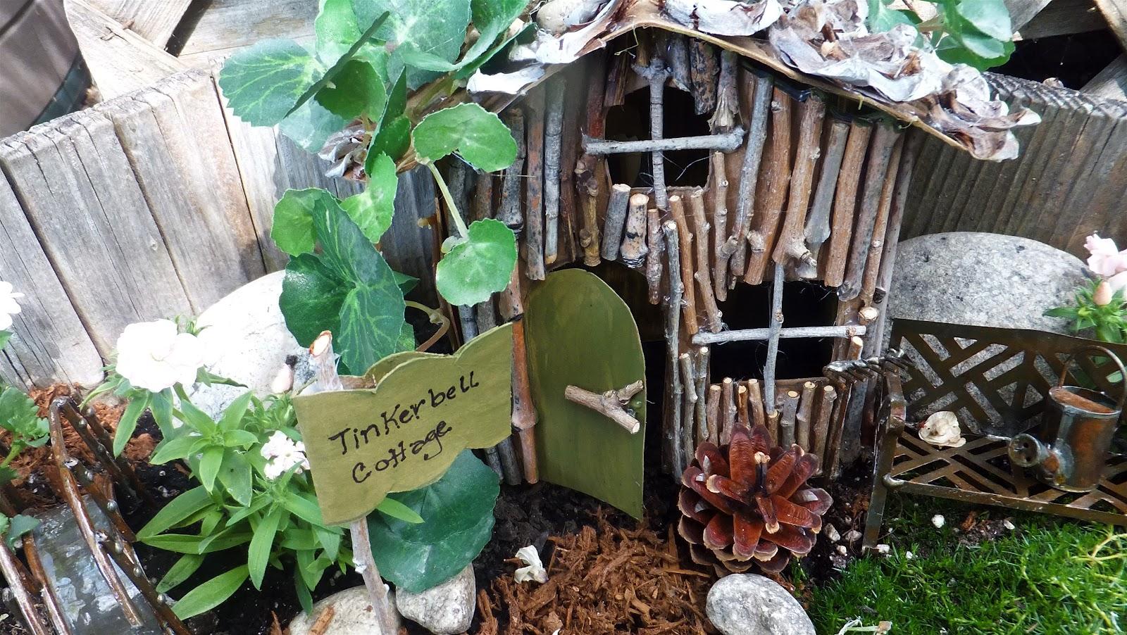 Ash Tree Cottage Fairy Garden Part 2