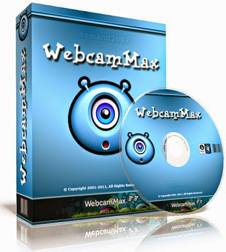 Download Software WebcamMax 7.8.5.8 Full Keygen Terbaru