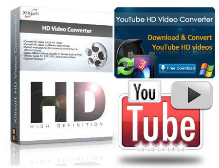 Xilisoft YouTube HD Video Converter v3.3.2.20120626 | Full version | 22mb