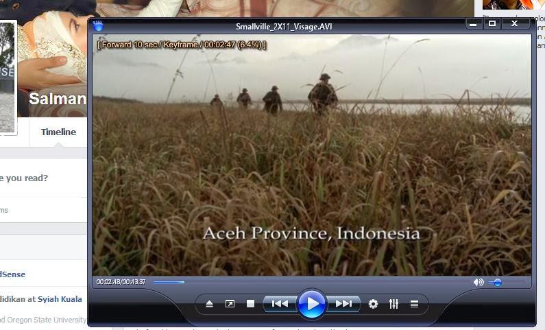 Aceh di Serial Smallville Season 2