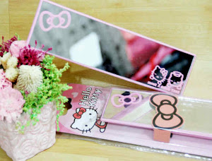 Spion tengah hello kitty