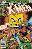 X-Men #161 cover