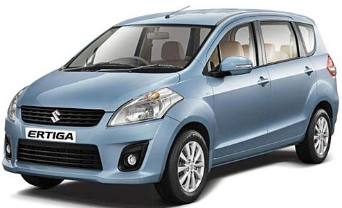 Maruti Suzuki Eartiga Car Wallpaper