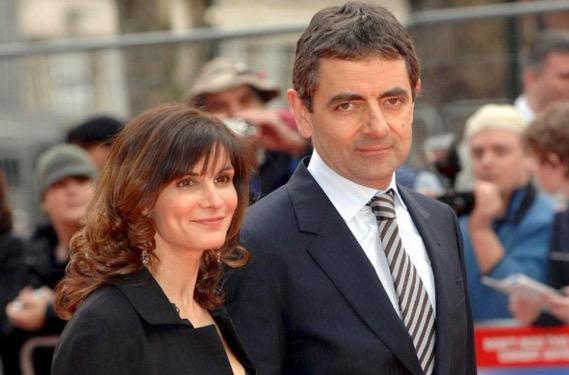 Rowan Atkinson Dicerai Isteri