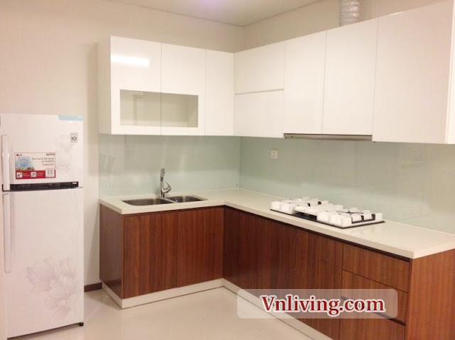 2 Bedrooms Thao Dien Pearl Apartment for Lease Fully Furnish