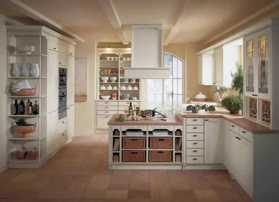 cuisine de style italien | meubles de cuisine - Cuisine Italienne Meubles