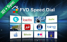 FVD Speed Dial 3D Wall