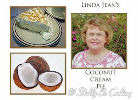 Linda&#39;s Coconut Cream Pie