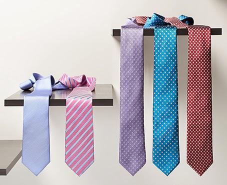 accesorios de moda El Corte Inglés corbatas primavera verano 2015