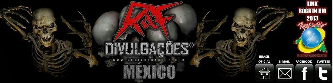 R&f DIVULGAÇÕES E EVENTOS - MEXICO