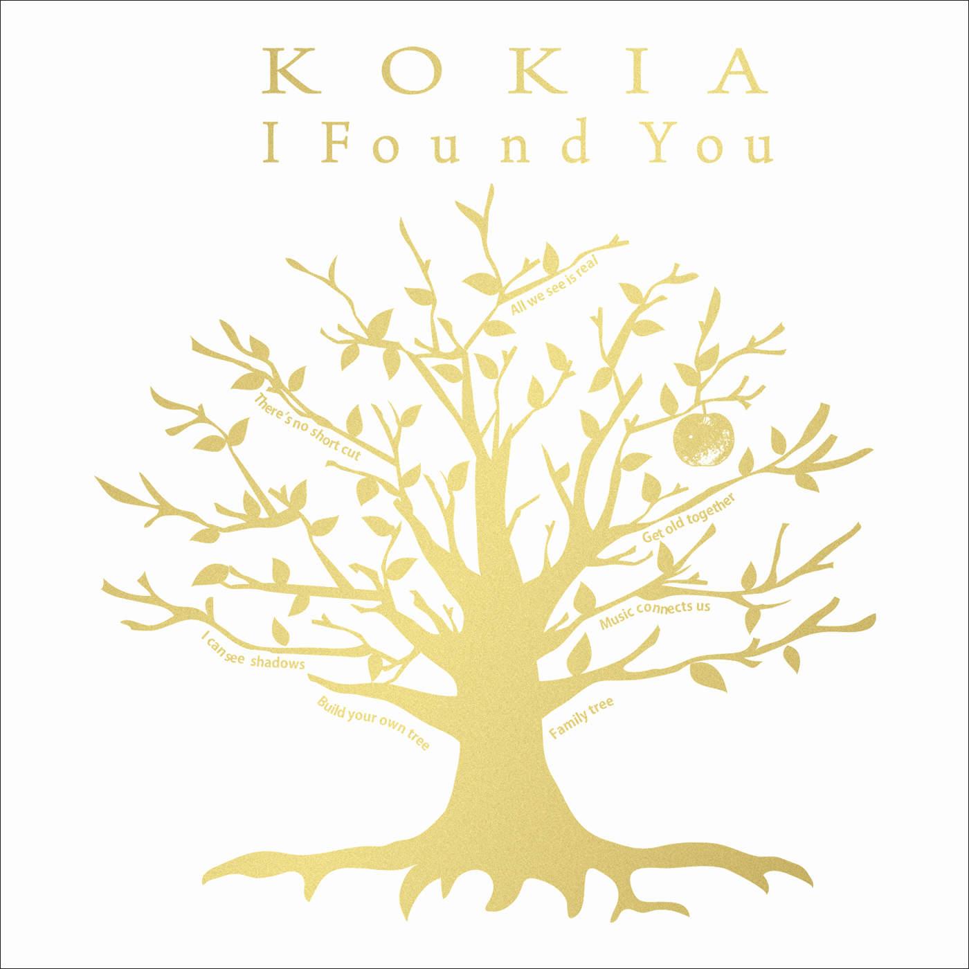 [Album] I Found You - KOKIA (mp3)