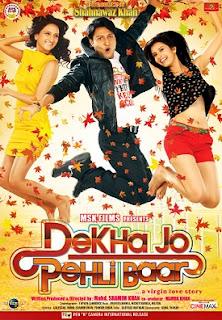 Dekha Jo Pehli Baar Poster
