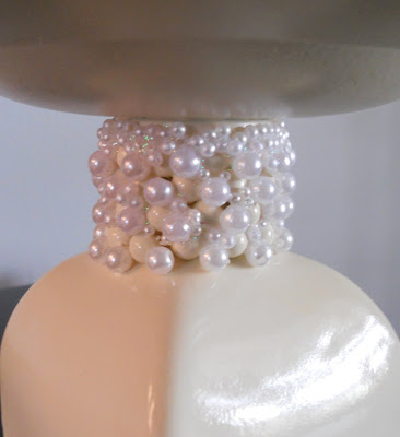 white, pearl, bowl, orchid