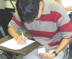 الدوافع النفسية والاجتماعية للغش في الامتحانات