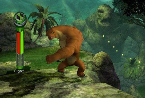 Ben 10 Alien Force Vilgax Attacks Playstation 2 Game