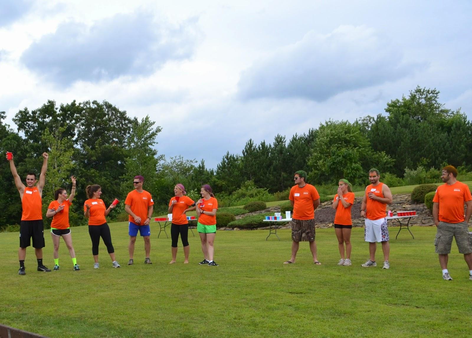 team studer 6th annual studer u0027s invitational beer olympics