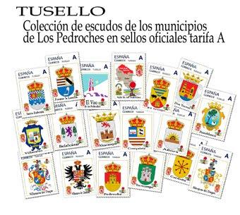Serie escudos de Los Pedroches