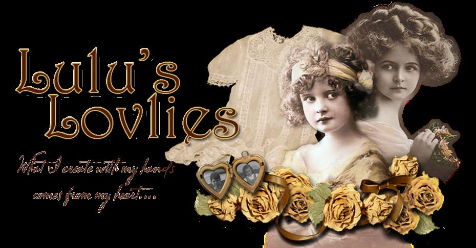 Lulus Lovlies