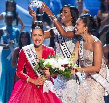 Foto Miss Universe 2012