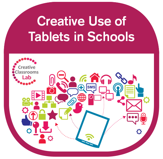 Creative use of Tablets in Schools