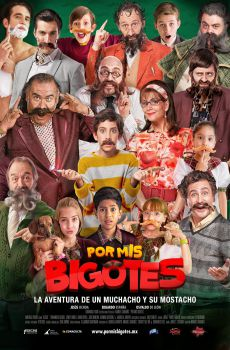 Por Mis Bigotes (2015) DVDRip Latino