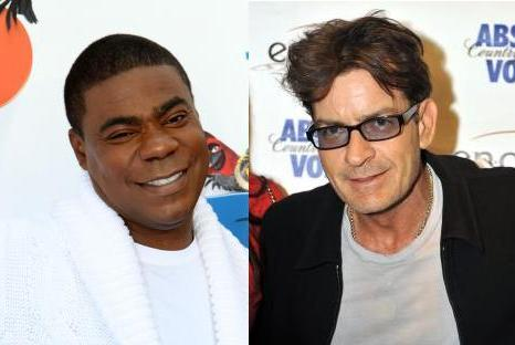 ... Charlie Sheen for neglecting his children while on his one man show tour ...