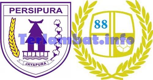 Persipura VS Barito ISL 2013