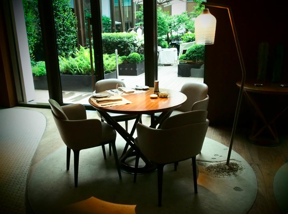 mandarin oriental paris thierry marx pr sente sa nouvelle formule daily marx au restaurant. Black Bedroom Furniture Sets. Home Design Ideas