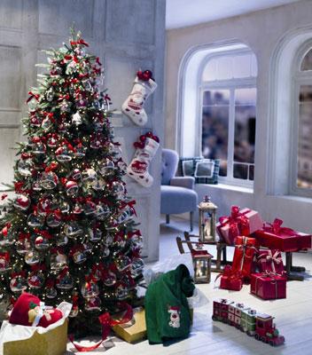 Rboles de navidad el corte ingl s decoraci n 2012 mente - Arbol de navidad en ingles ...